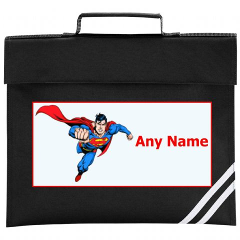 Superman Book Bag 2